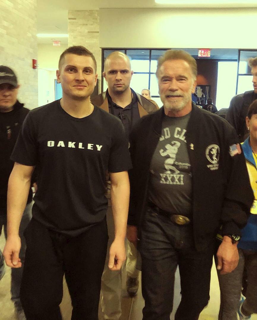Белгородский силач взял золото Arnold Classic, фото-1