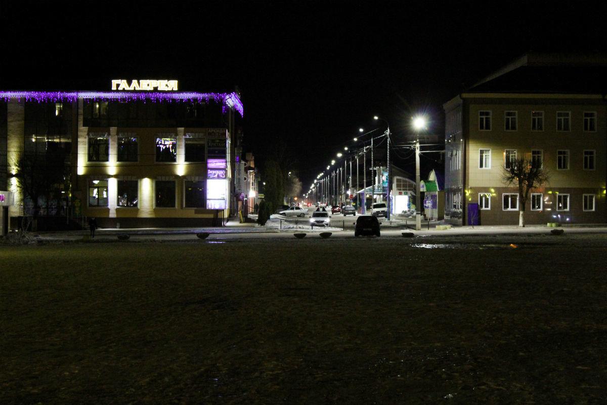 Инновационные уличные светильники устанавливаются в Валуйках, фото-3