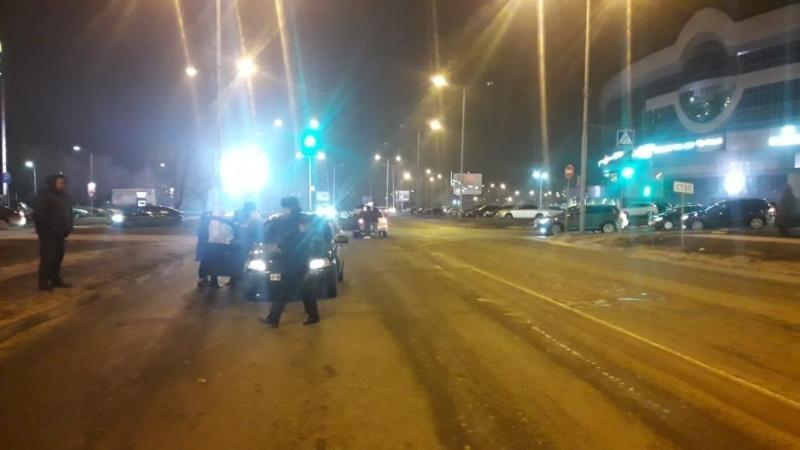 В Стрелецком водители дважды сбили одного и того же пешехода, фото-1