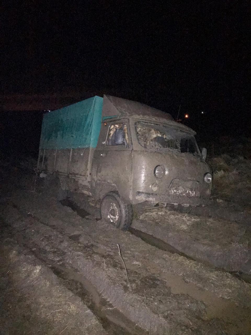 На границе под Белгородом задержали перевозчика орехов, фото-1