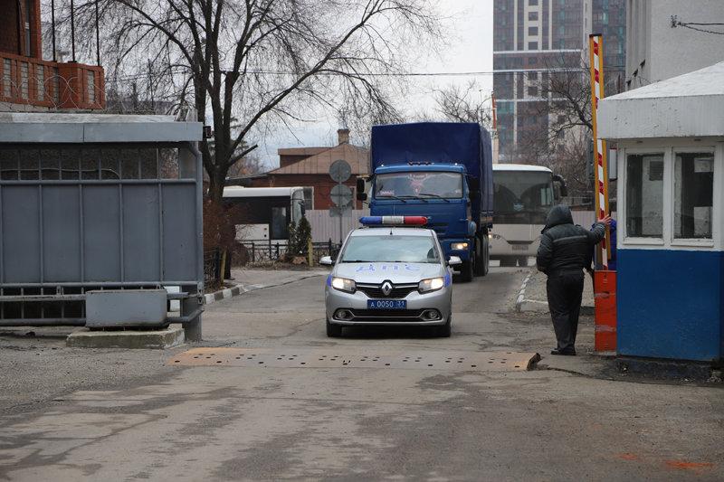 Из Дагестана вернулся сводный отряд полиции Белгорода , фото-1