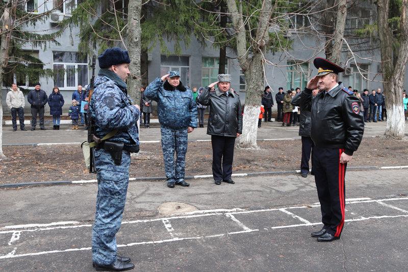 Из Дагестана вернулся сводный отряд полиции Белгорода , фото-4