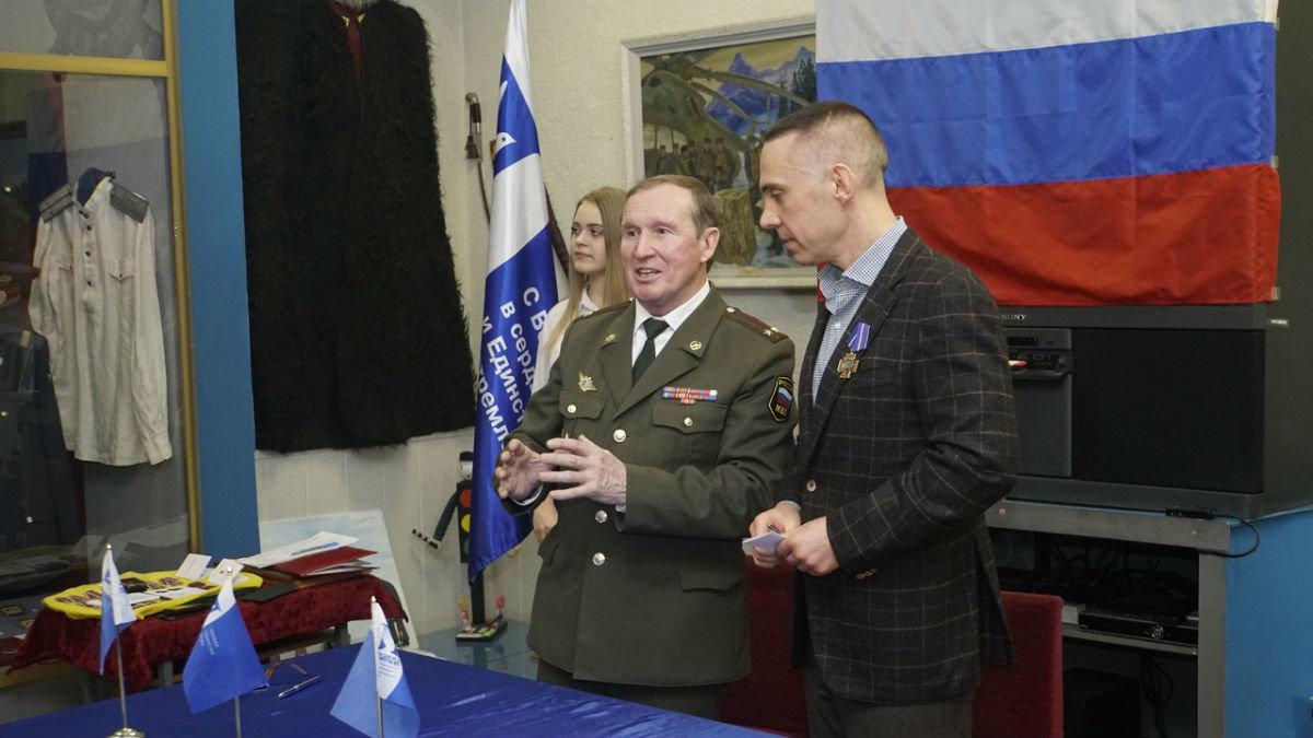 Профсоюз «Правда» подписал соглашение с Советом ветеранов внутренних дел и внутренних войск России, фото-4