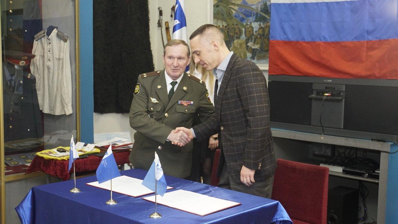 Профсоюз «Правда» подписал соглашение с Советом ветеранов внутренних дел и внутренних войск России, фото-7