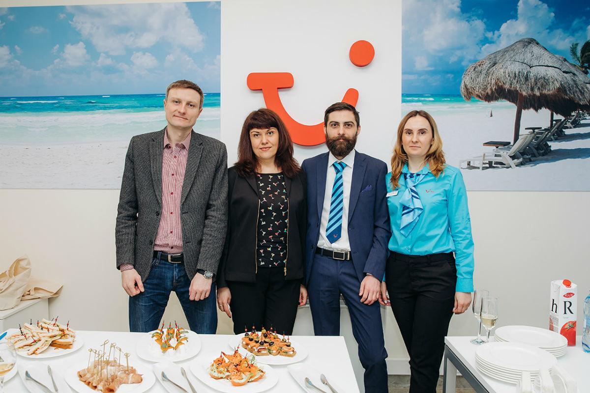 Открылось официальное представительство туроператора TUI в Белгороде, фото-5