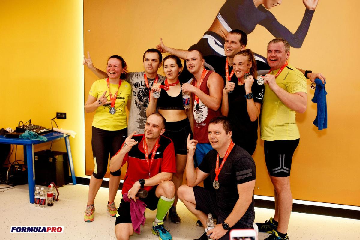 Триатлон в закрытом помещении впервые прошёл в Белгороде, фото-9