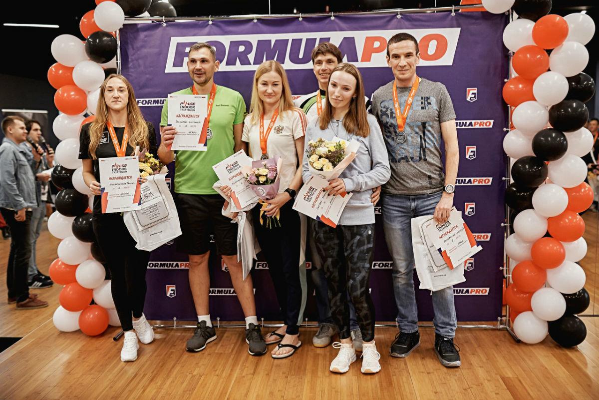 Триатлон в закрытом помещении впервые прошёл в Белгороде, фото-8