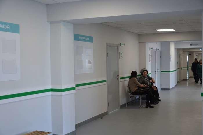 Старооскольскую поликлинику №1 отремонтировали за 50 млн рублей, фото-2