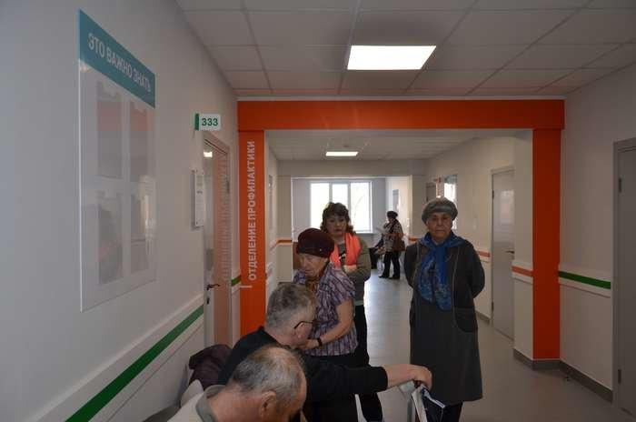Старооскольскую поликлинику №1 отремонтировали за 50 млн рублей, фото-3