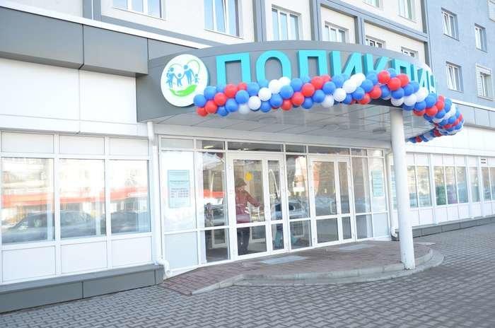 Старооскольскую поликлинику №1 отремонтировали за 50 млн рублей, фото-5