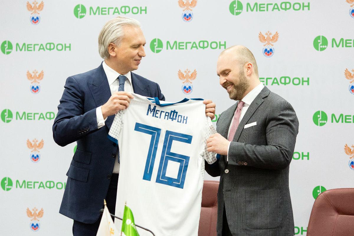 «МегаФон» сделает российский футбол мобильнее, фото-1