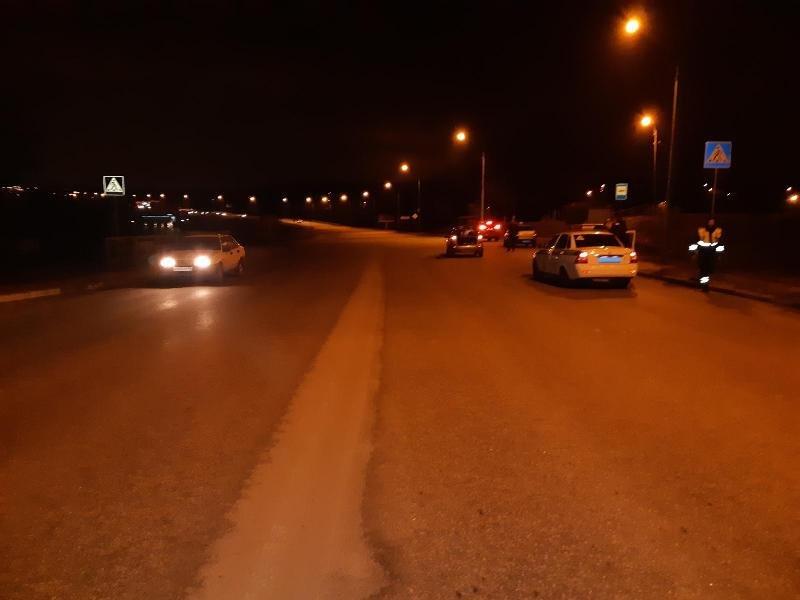 За прошедшие сутки под колёсами машин пострадали два белгородца, фото-1