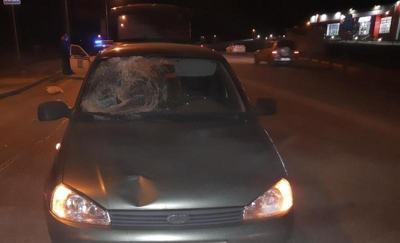 За прошедшие сутки под колёсами машин пострадали два белгородца, фото-2