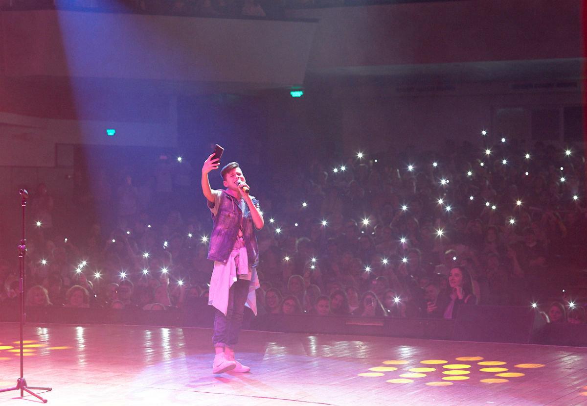 «SuperДети Поколения М» и юные артисты региона выступили в Белгороде, фото-1