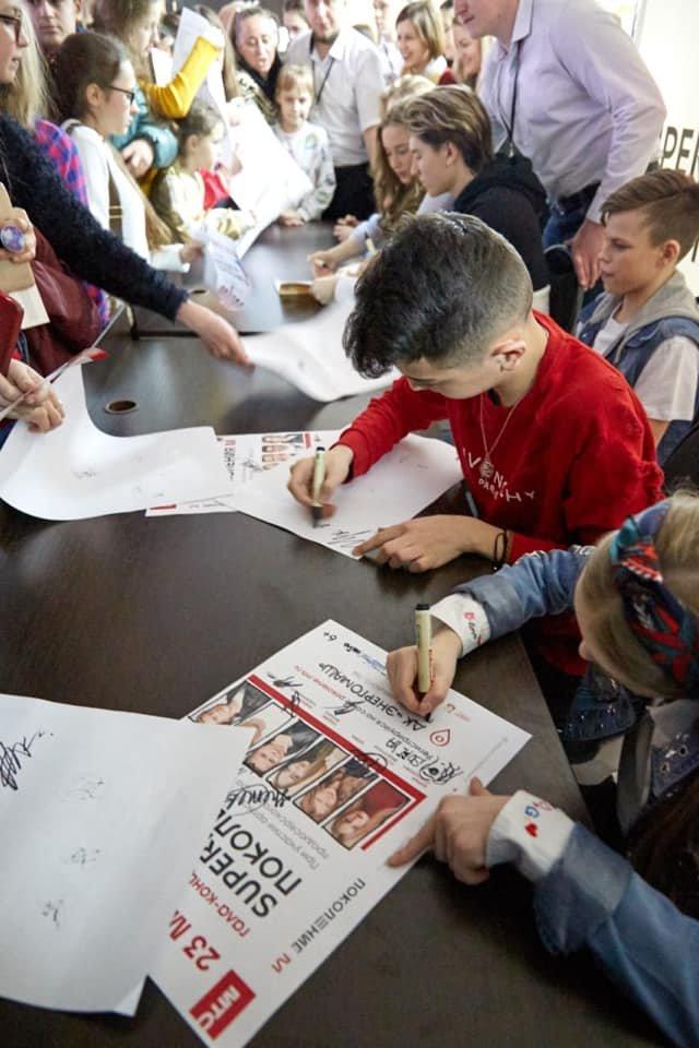 «SuperДети Поколения М» и юные артисты региона выступили в Белгороде, фото-3