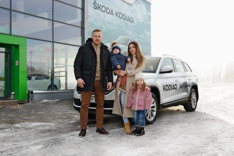 Вся семья в сборе: ŠKODA открывает новые возможности для семейного тест-драйва, фото-1