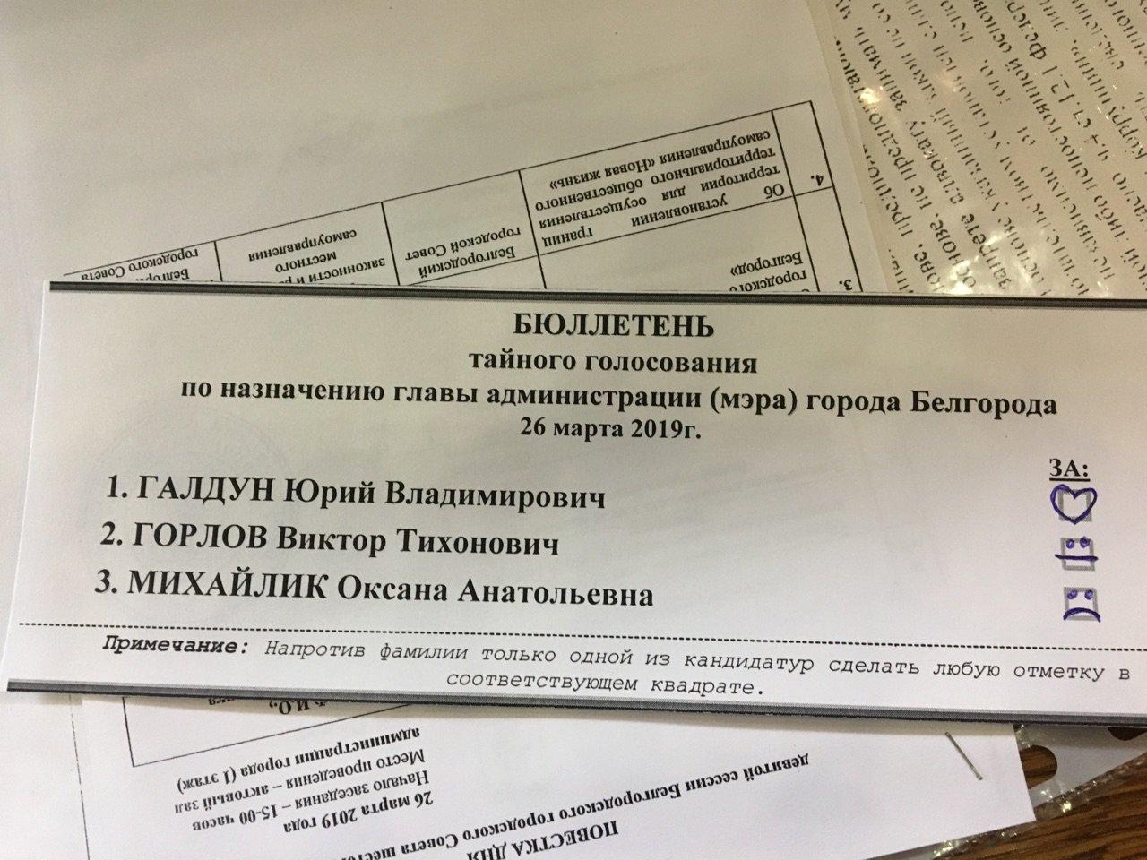 Юрий Галдун возглавил мэрию Белгорода под гимн из «Звёздных войн», фото-6