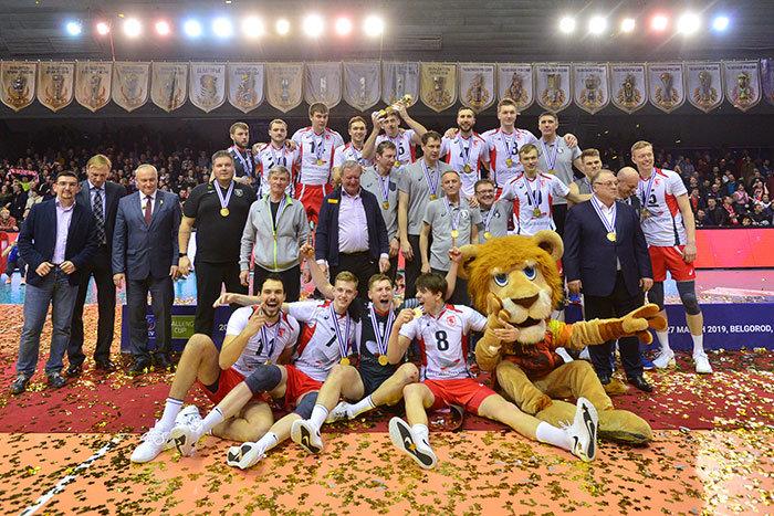 «Белогорье» выиграло Кубок вызова, фото-1