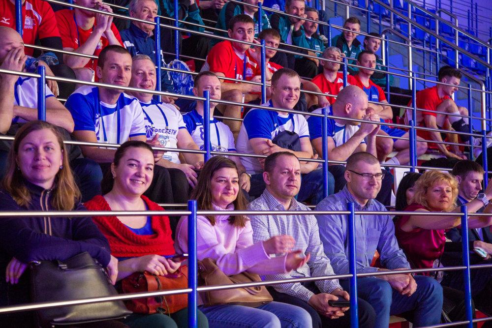 На два дня главной волейбольной площадкой электросетевого комплекса страны стал Белгород, фото-2