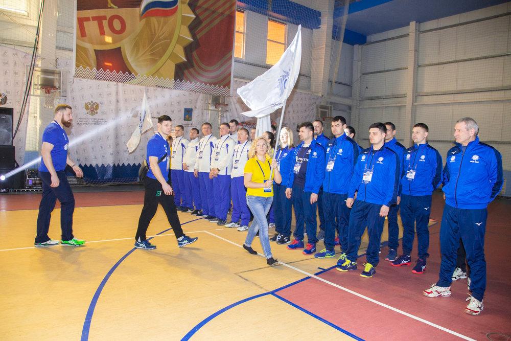 На два дня главной волейбольной площадкой электросетевого комплекса страны стал Белгород, фото-3