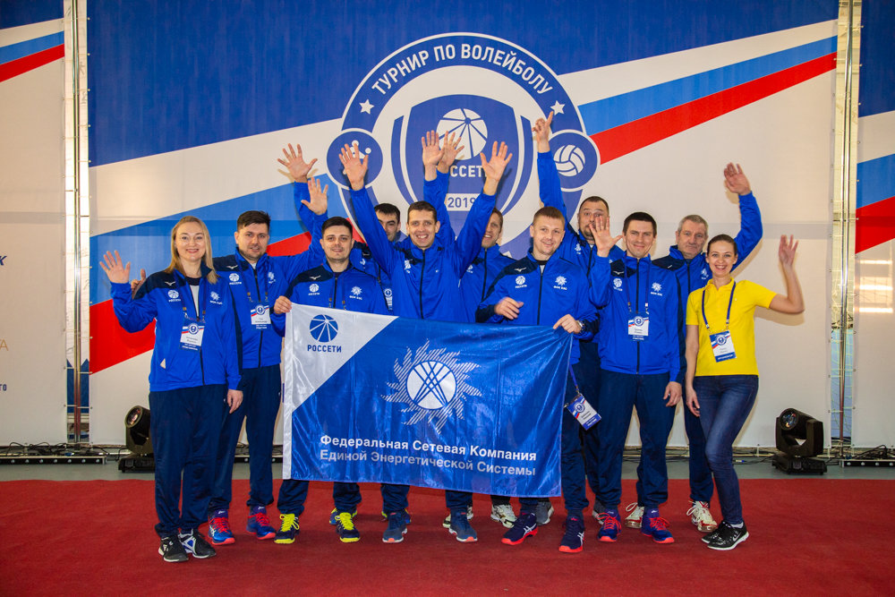 На два дня главной волейбольной площадкой электросетевого комплекса страны стал Белгород, фото-6