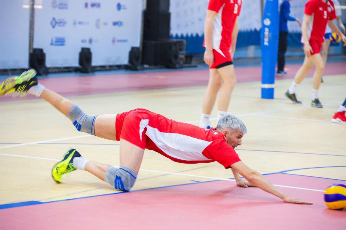 На два дня главной волейбольной площадкой электросетевого комплекса страны стал Белгород, фото-8