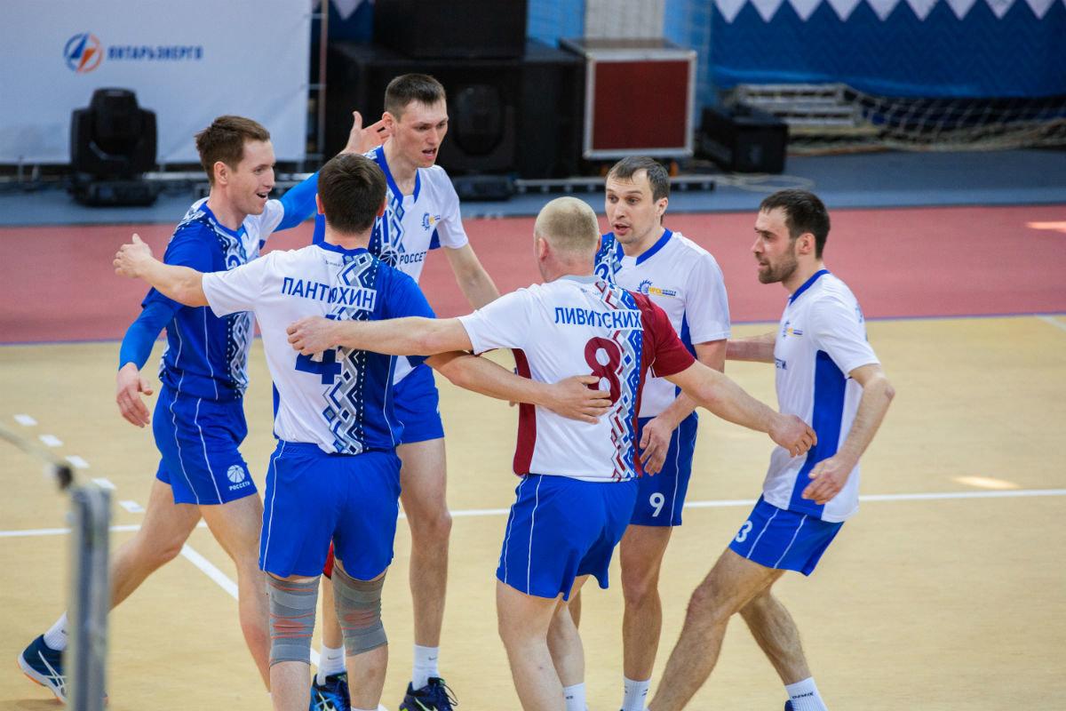 На два дня главной волейбольной площадкой электросетевого комплекса страны стал Белгород, фото-11