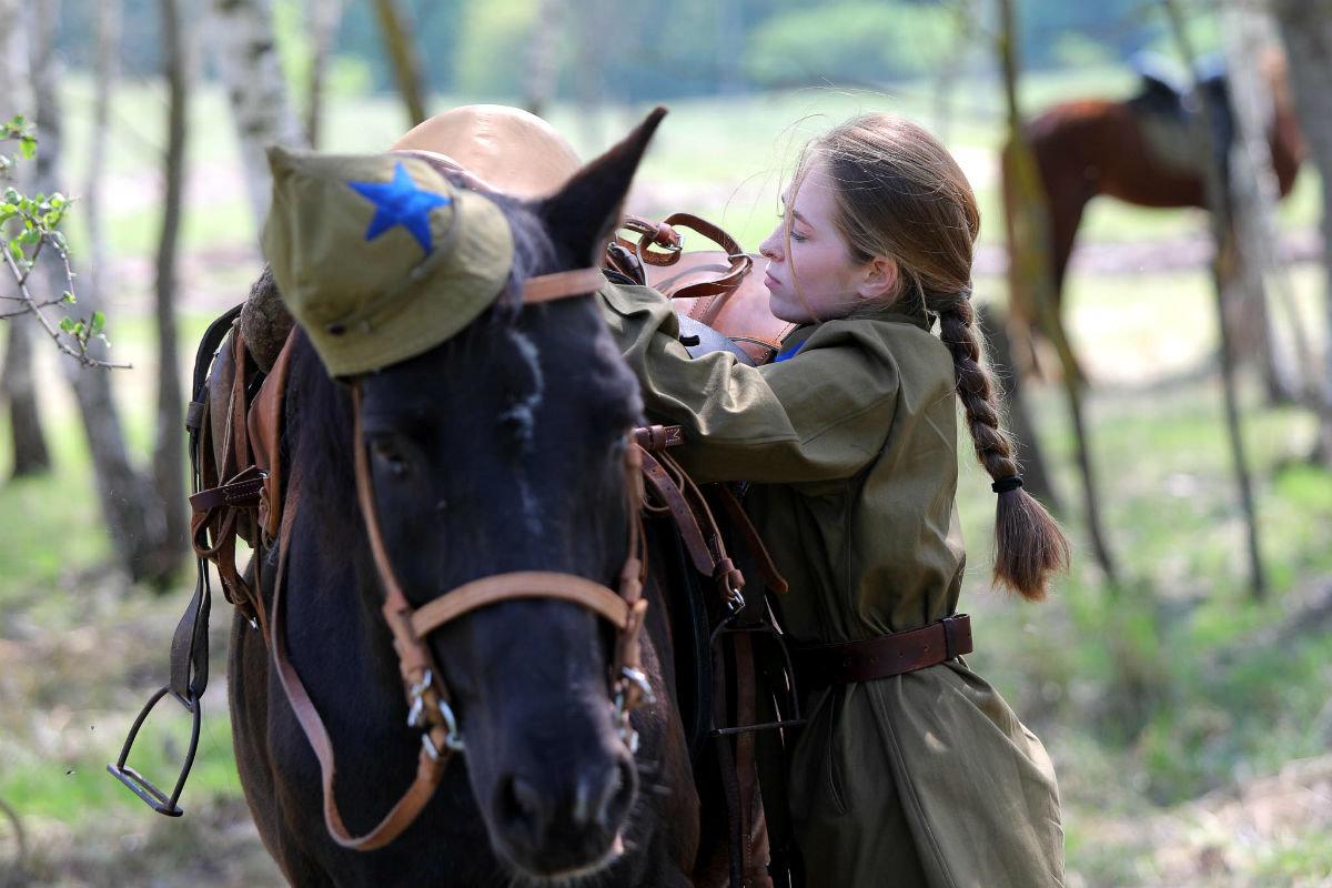 «Враги сожгли родную хату». Под Белгородом воссоздали сражение столетней давности, фото-8