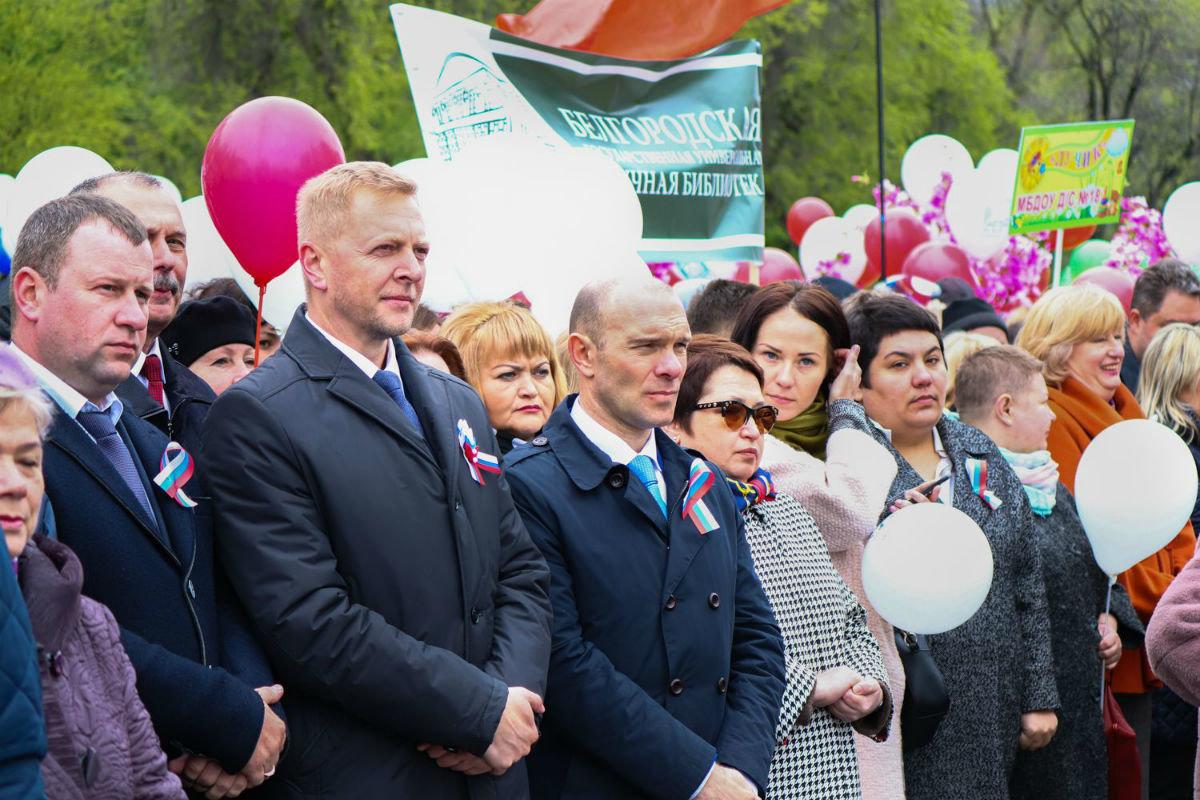 Белгородский энергетик Иван Лебедев попал на областную Аллею трудовой Славы, фото-11