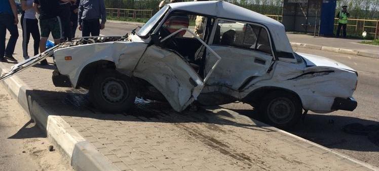 В Белгородском районе погиб водитель ВАЗа, фото-2