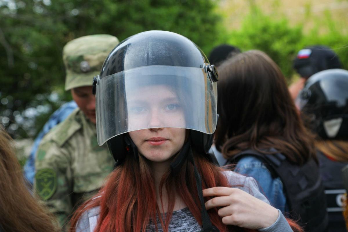 В дне открытых дверей Росгвардии приняли участие более 100 юных белгородцев, фото-1