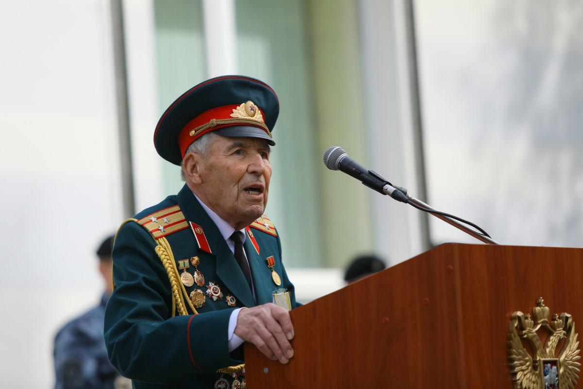 В дне открытых дверей Росгвардии приняли участие более 100 юных белгородцев, фото-15