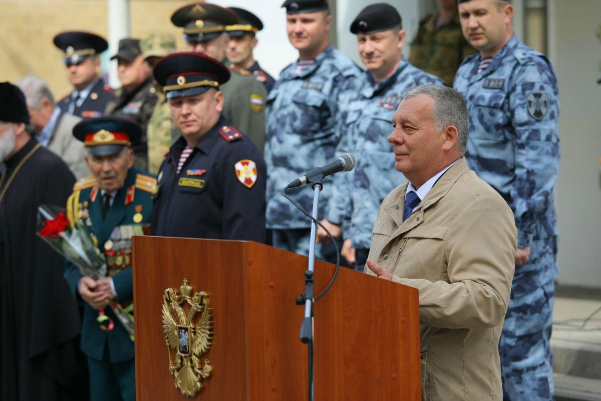 В дне открытых дверей Росгвардии приняли участие более 100 юных белгородцев, фото-19