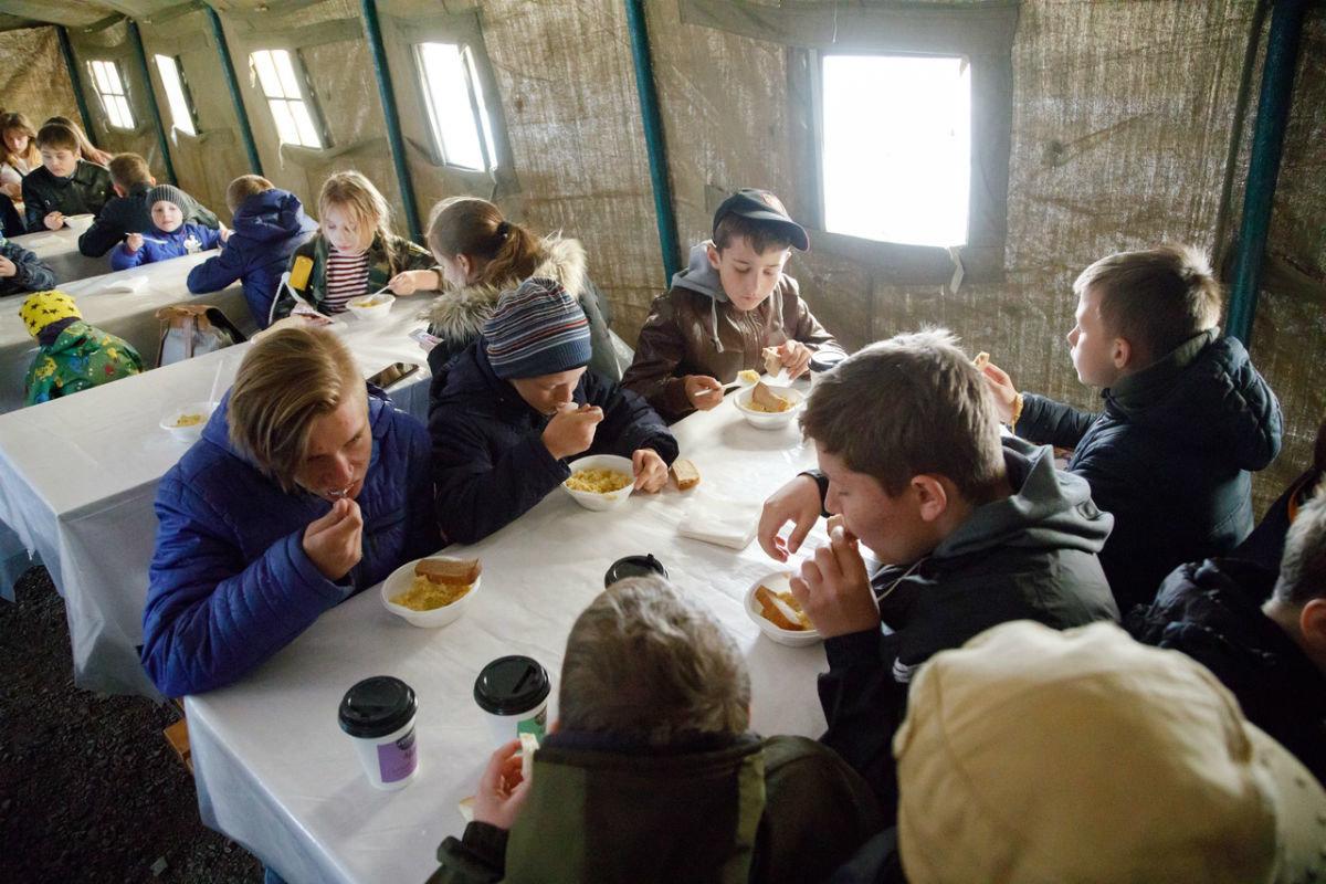 В дне открытых дверей Росгвардии приняли участие более 100 юных белгородцев, фото-23