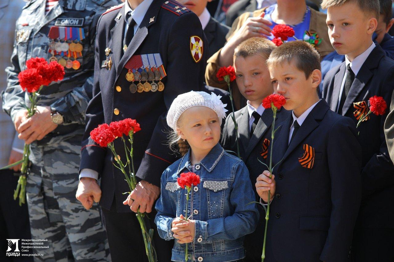 Профсоюз «Правда» организовал поездку ветеранов и школьников на Третье ратное поле России, фото-4