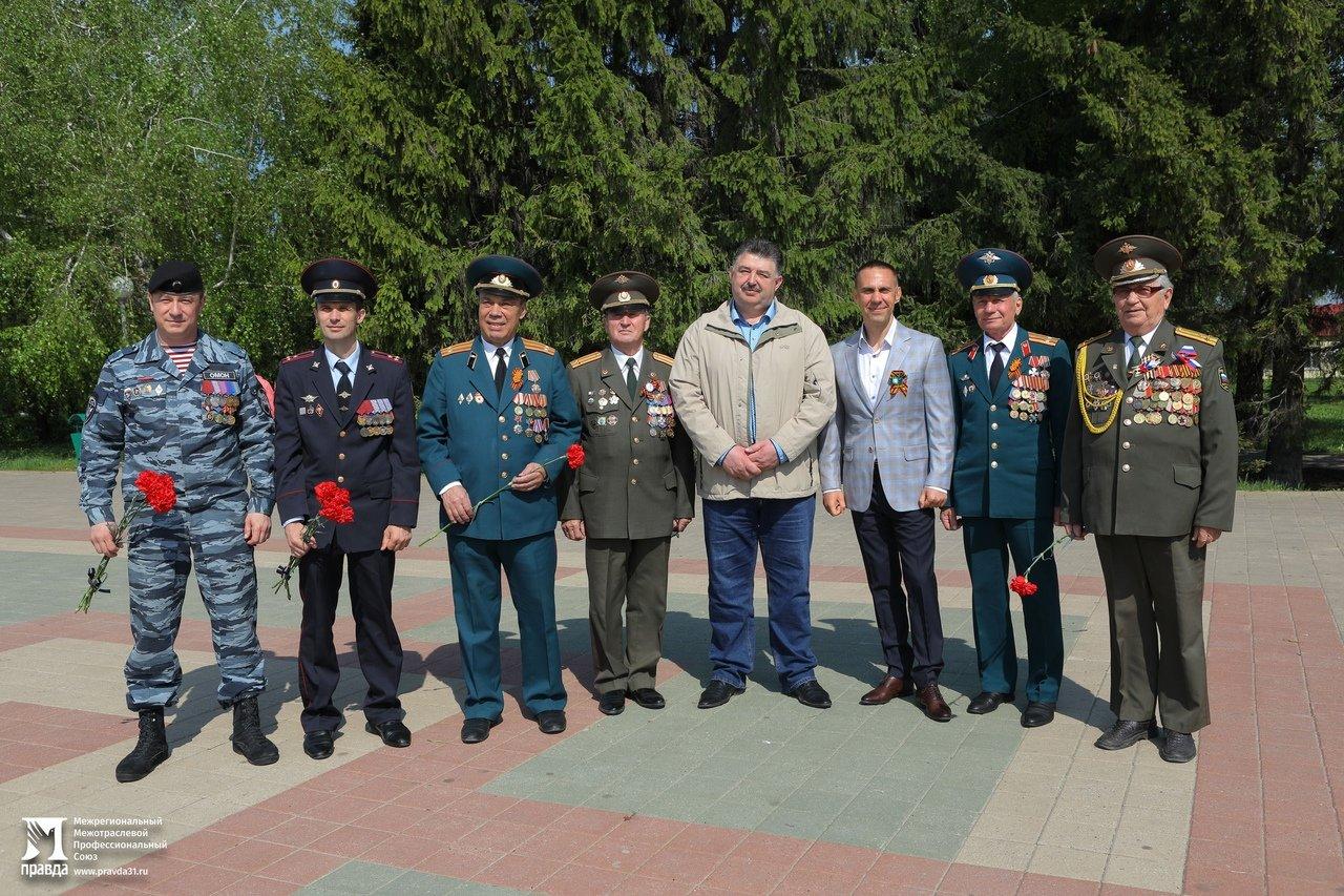 Профсоюз «Правда» организовал поездку ветеранов и школьников на Третье ратное поле России, фото-3