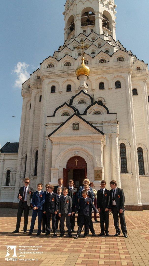 Профсоюз «Правда» организовал поездку ветеранов и школьников на Третье ратное поле России, фото-8