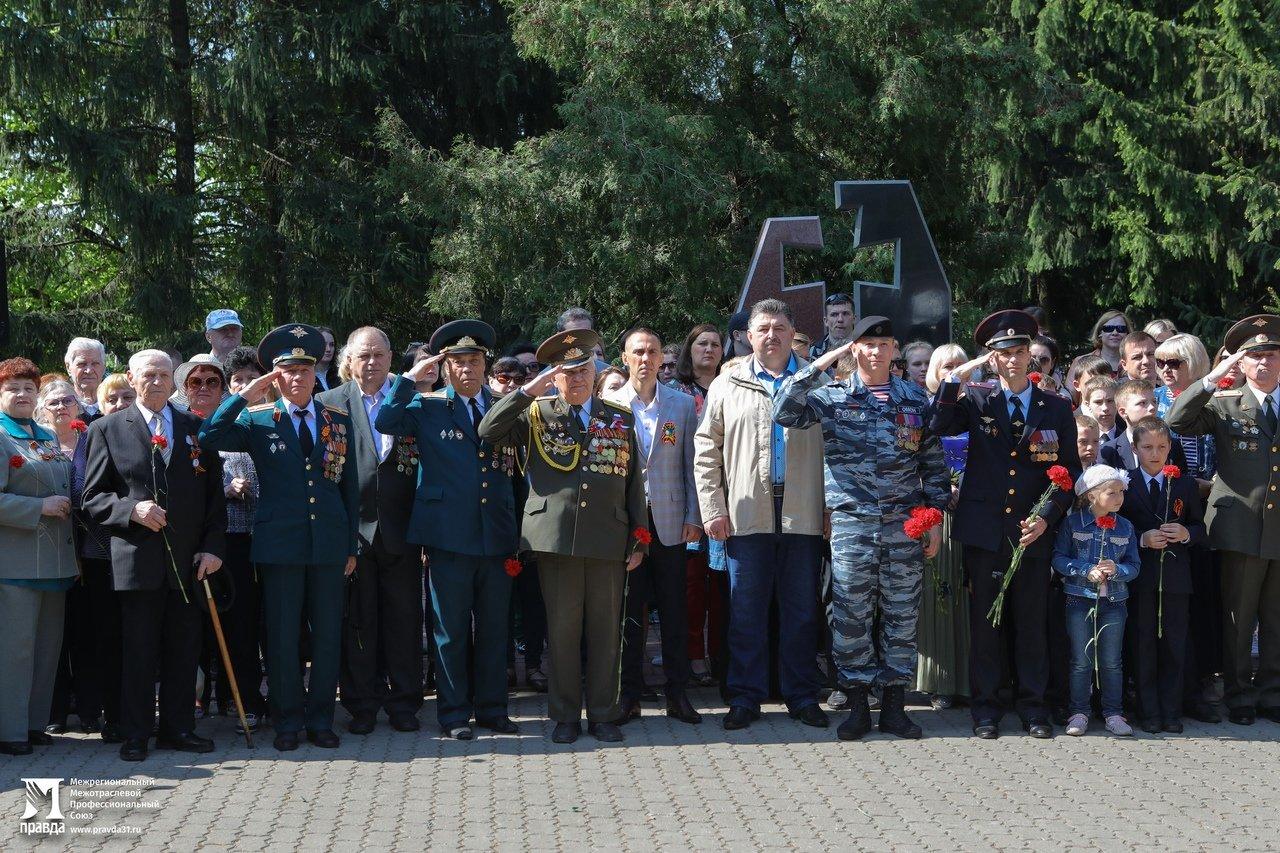 Профсоюз «Правда» организовал поездку ветеранов и школьников на Третье ратное поле России, фото-6