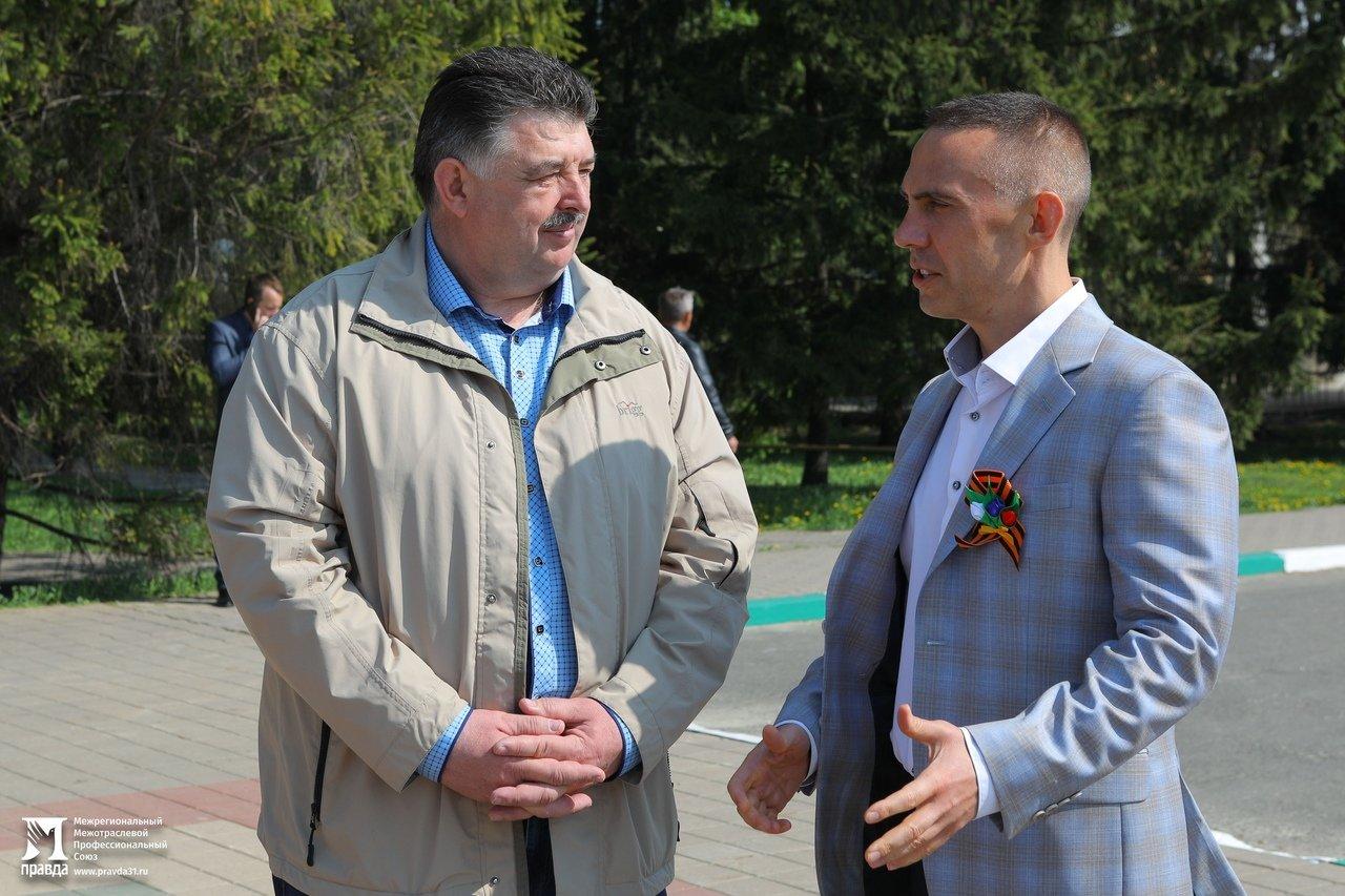 Профсоюз «Правда» организовал поездку ветеранов и школьников на Третье ратное поле России, фото-1