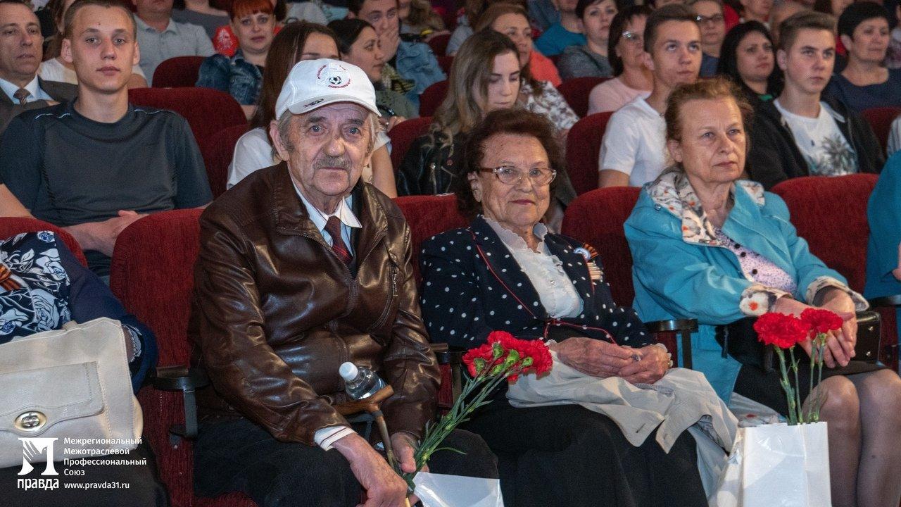 В преддверии Дня победы профсоюз «Правда» организовал показ фильма «Балканский рубеж», фото-1