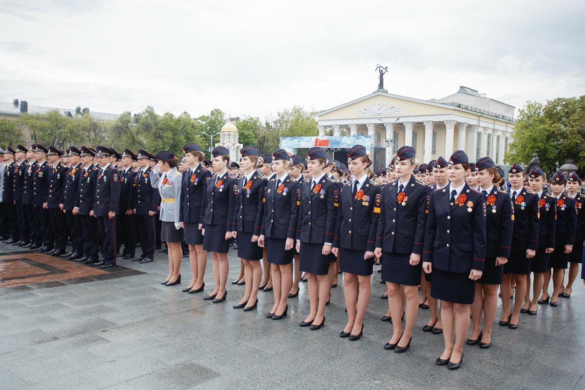 Десятки тысяч белгородцев поучаствовали в шествии «Бессмертного полка», фото-2, Фото: пресс-центр губернатора и правительства Белгородской области