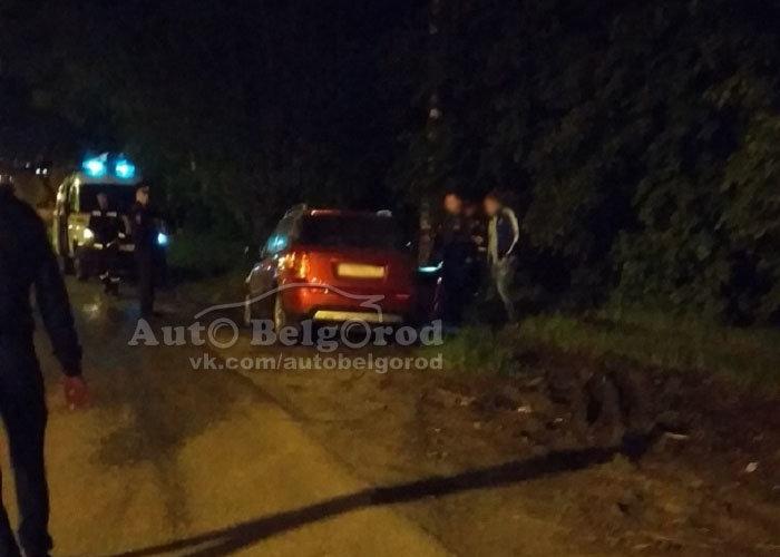 Ночью в Белгороде сгорела иномарка, фото-2, Фото: группа «Авто Белгород» в соцсети «ВКонтакте»