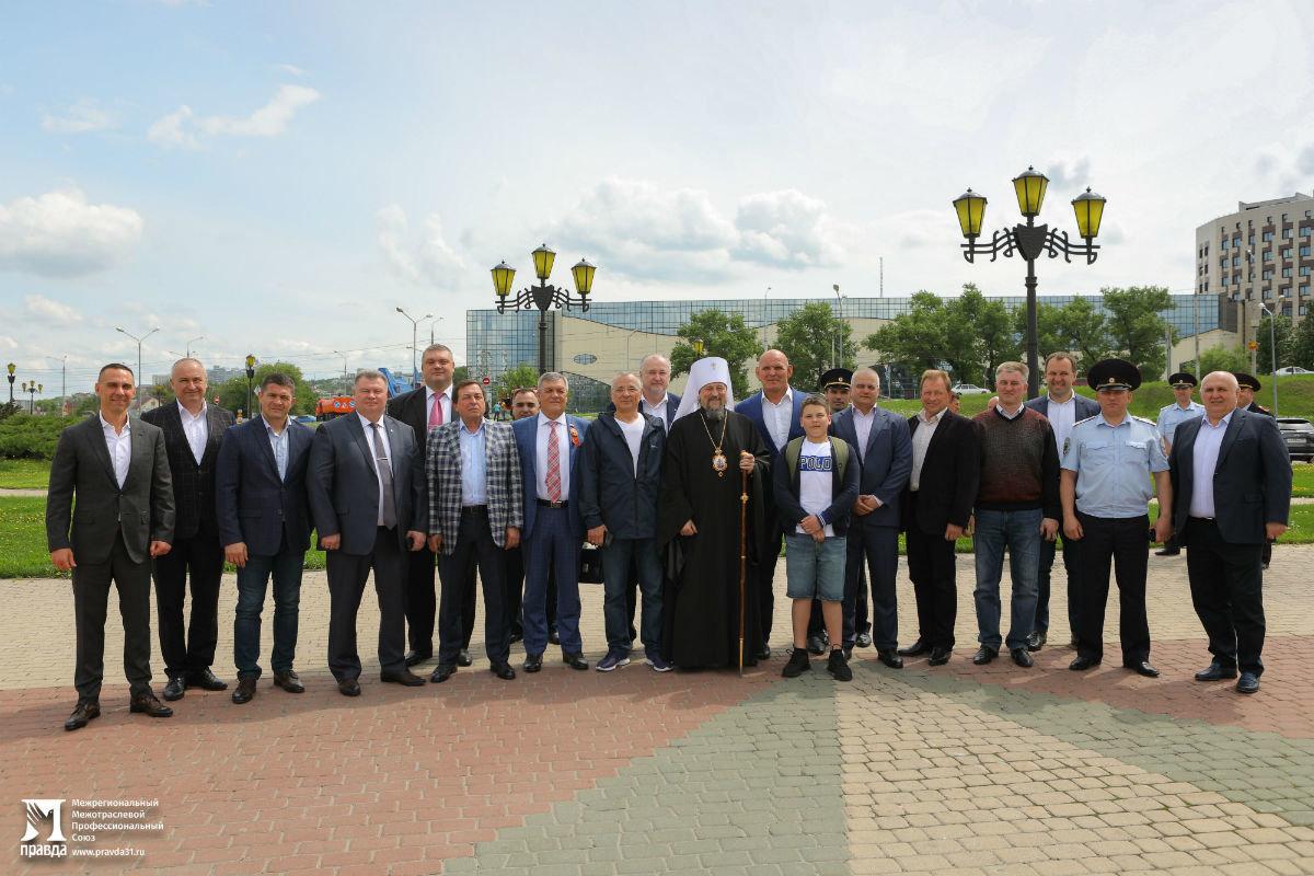 Международный турнир по греко-римской борьбе в Белгороде собрал более 250 участников, фото-1