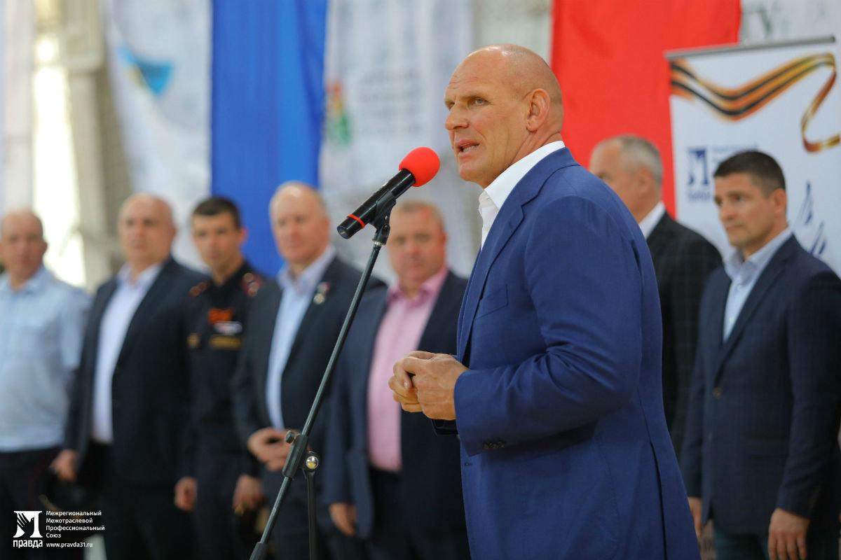 Международный турнир по греко-римской борьбе в Белгороде собрал более 250 участников, фото-2