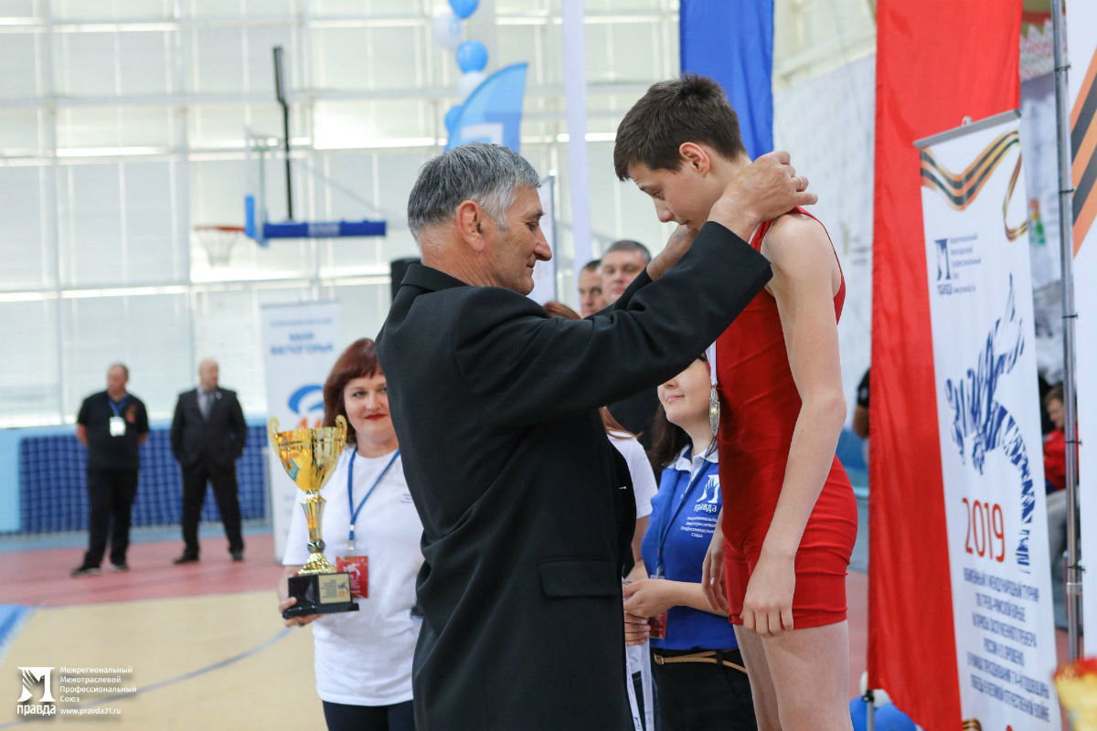 Международный турнир по греко-римской борьбе в Белгороде собрал более 250 участников, фото-28