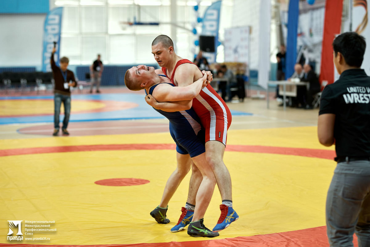 Международный турнир по греко-римской борьбе в Белгороде собрал более 250 участников, фото-13