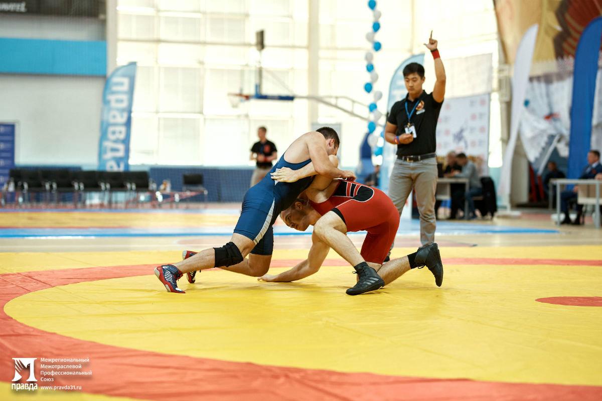 Международный турнир по греко-римской борьбе в Белгороде собрал более 250 участников, фото-14