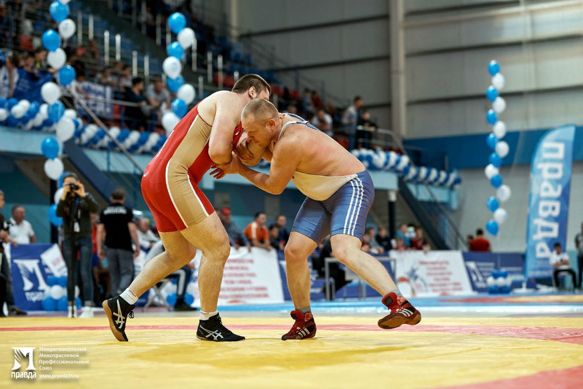 Международный турнир по греко-римской борьбе в Белгороде собрал более 250 участников, фото-16
