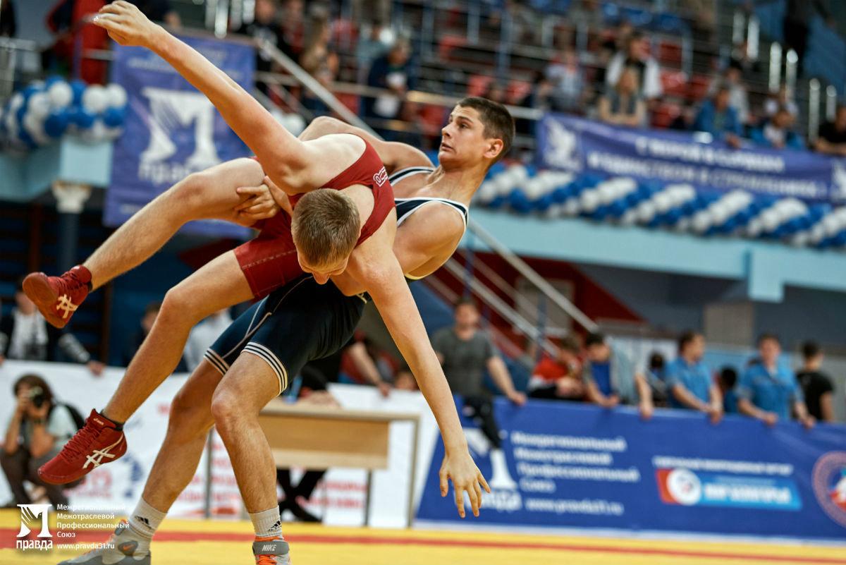 Международный турнир по греко-римской борьбе в Белгороде собрал более 250 участников, фото-18