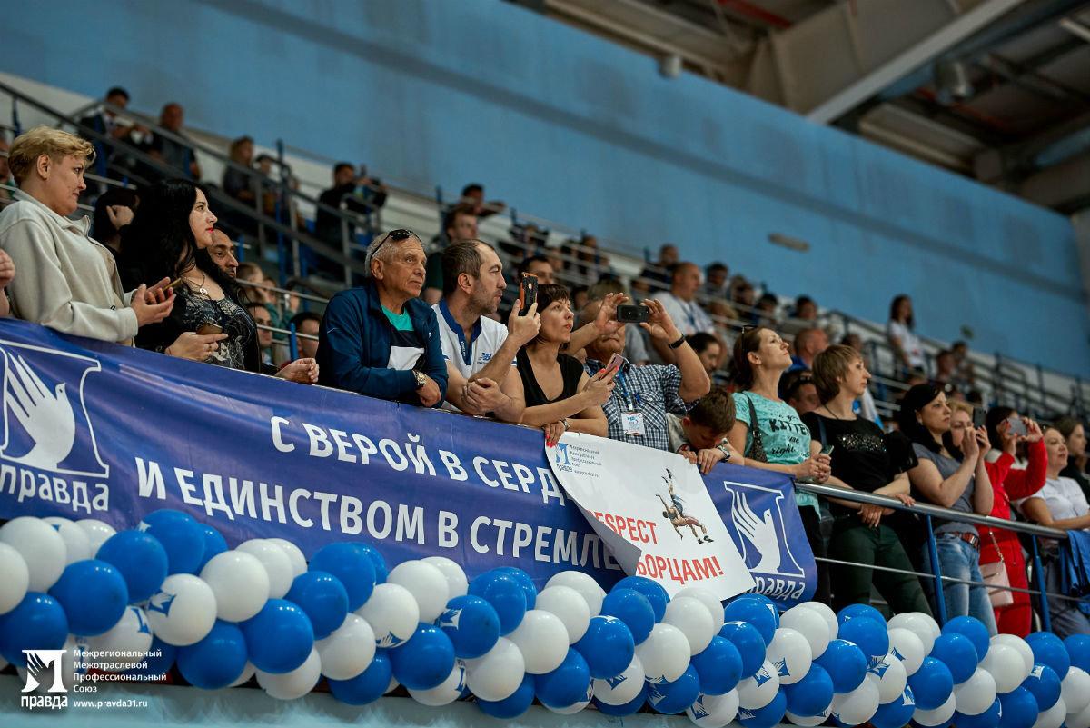 Международный турнир по греко-римской борьбе в Белгороде собрал более 250 участников, фото-19